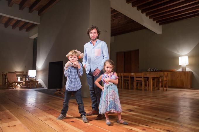 César Cervantes resguarda la Casa Prieto de Luis Barragán