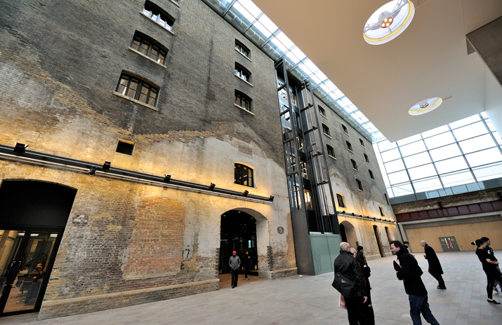 Central St Martins College Of Art And Design Ranking