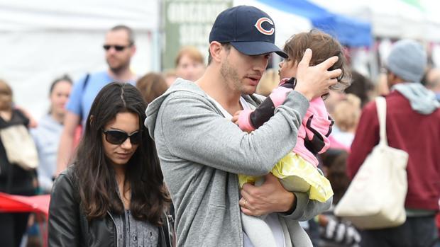 Mila Kunis reveló que su hija toma vino todos los viernes