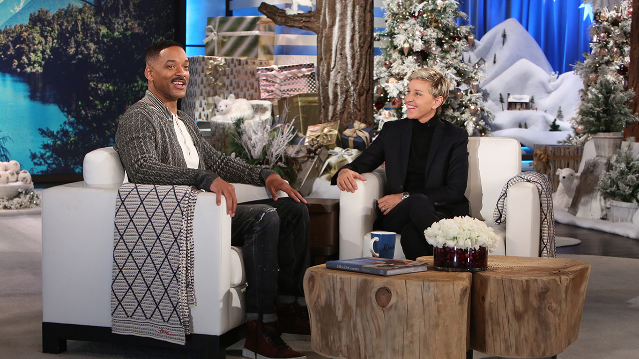 Potro total: Will Smith debutó en Instagram y la rompió