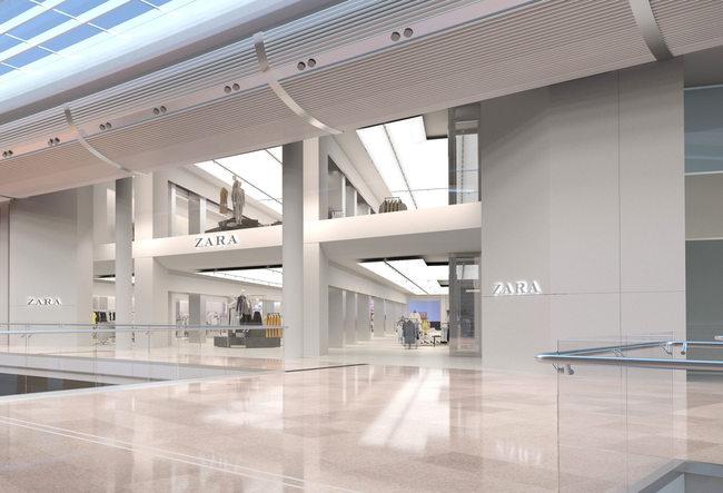 Zara abrirá tienda especializada en ventas en línea