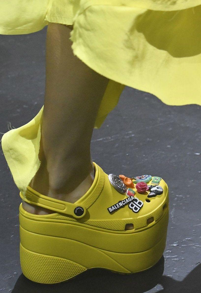 Crocs-Balenciaga