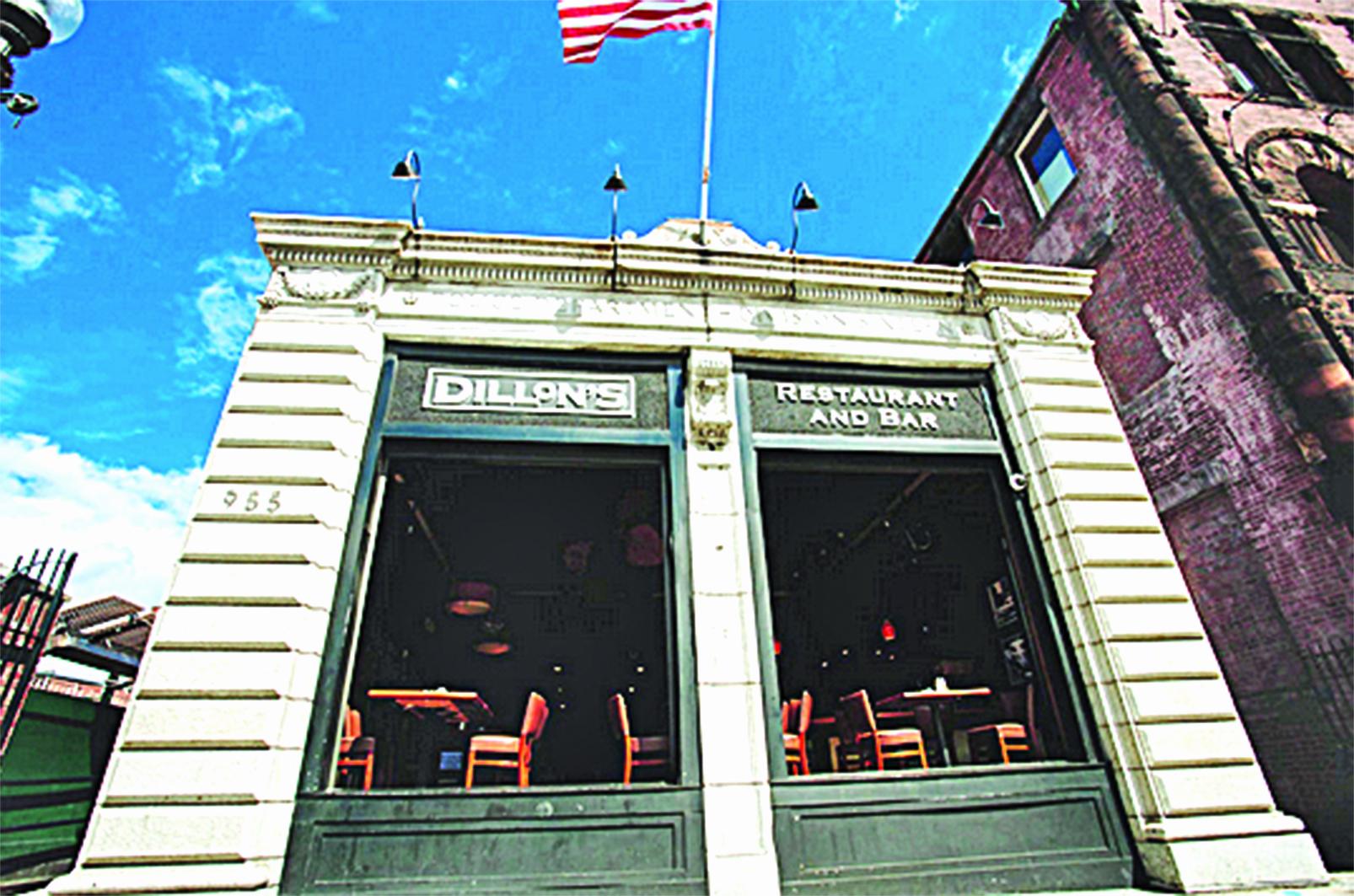 Dillon's Restaurant and Ba