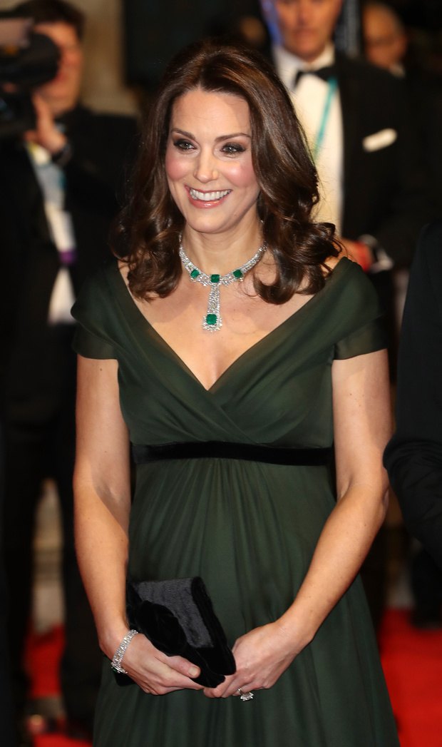 KATE-MIDDLETON-BAFTA