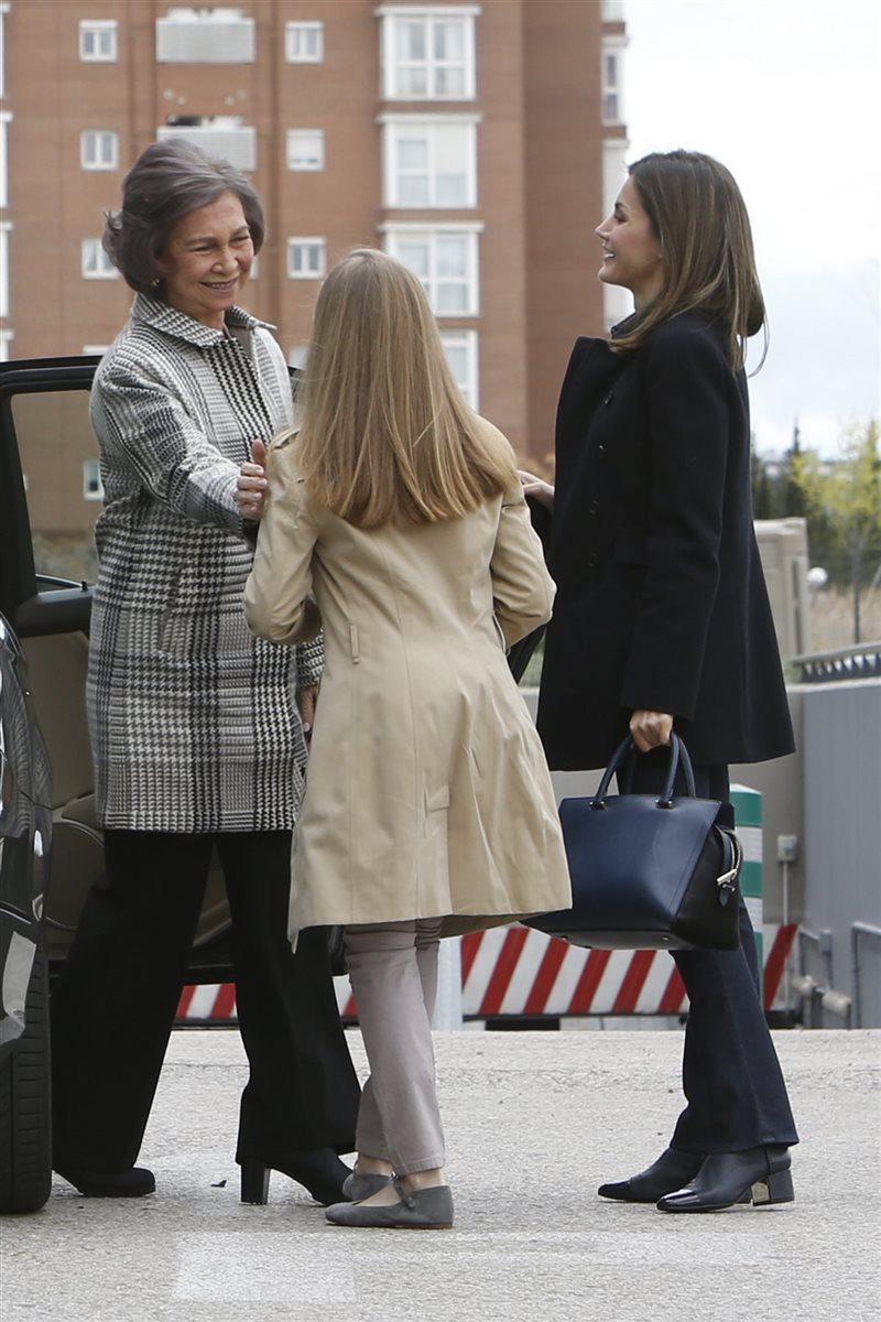 reconciliación-Letizia-y-Sofía