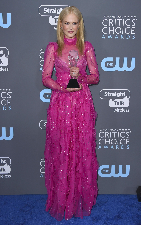 Lujo Nicole Kidman Vestido De Novia Imagen - Vestido de Novia Para ...