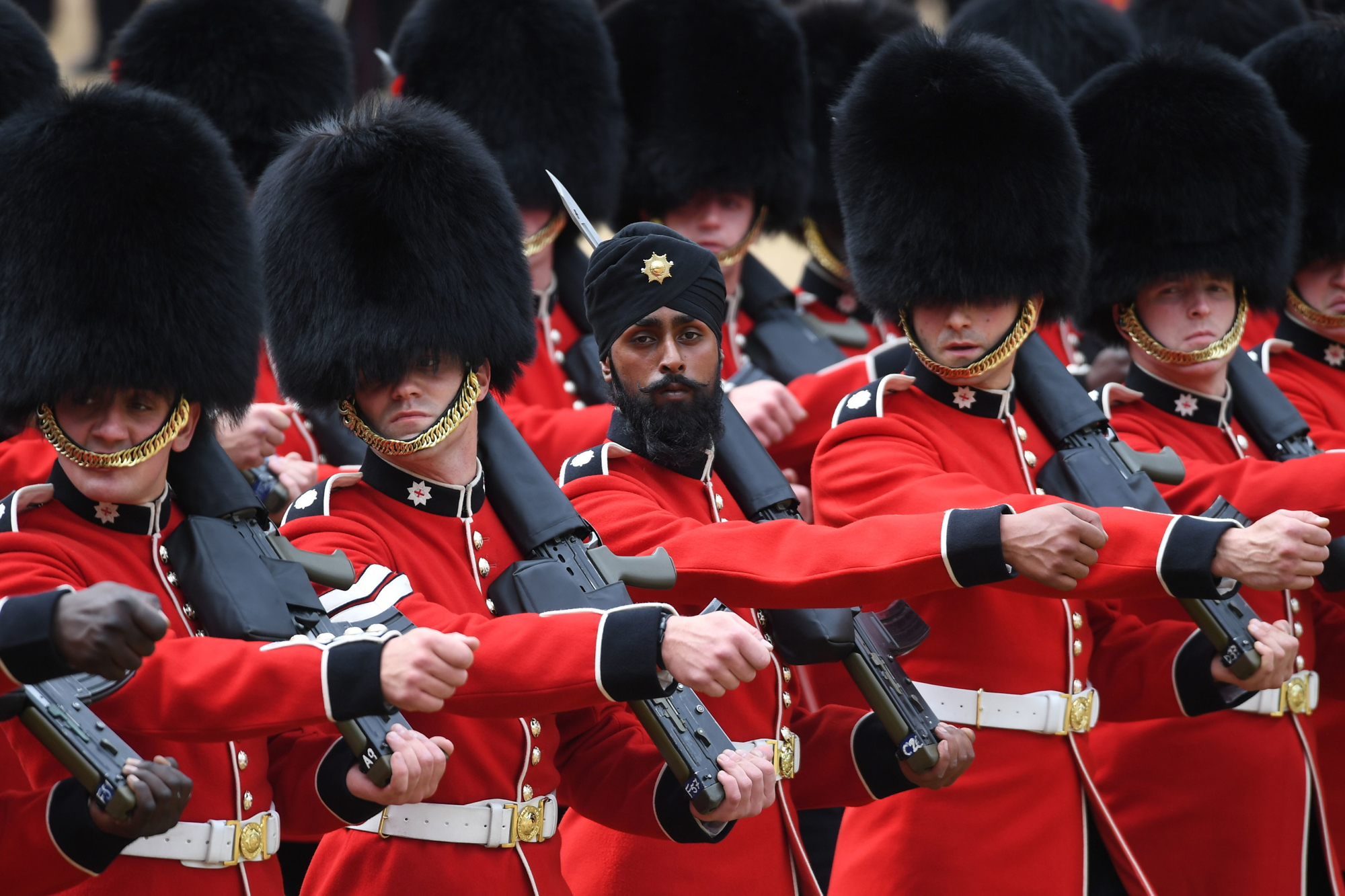 trooping-colour