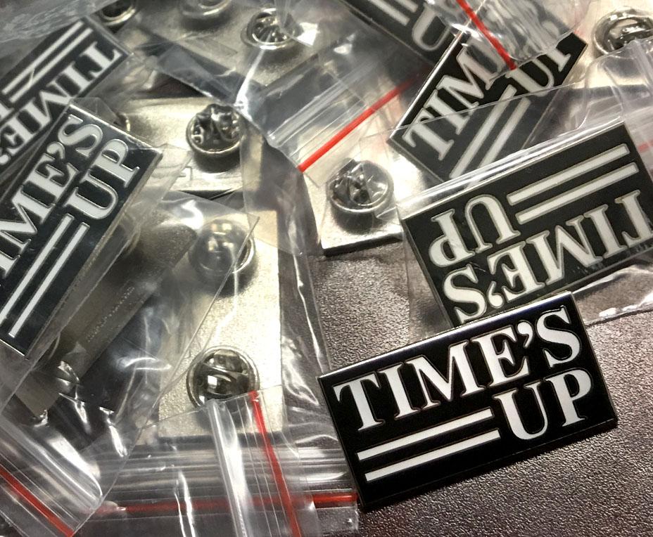 #TIMESUP, movimiento contra el acoso en Golden Globes