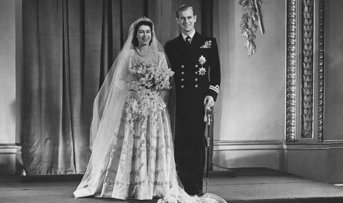 Datos Del Vestido De Novia De La Reina Isabel Ii Rsvponline