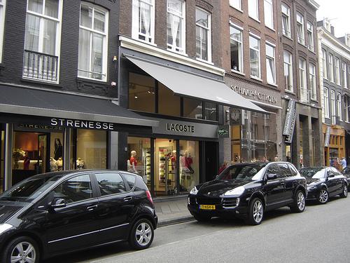 Hotel Cornelisz Amsterdam Parkeren