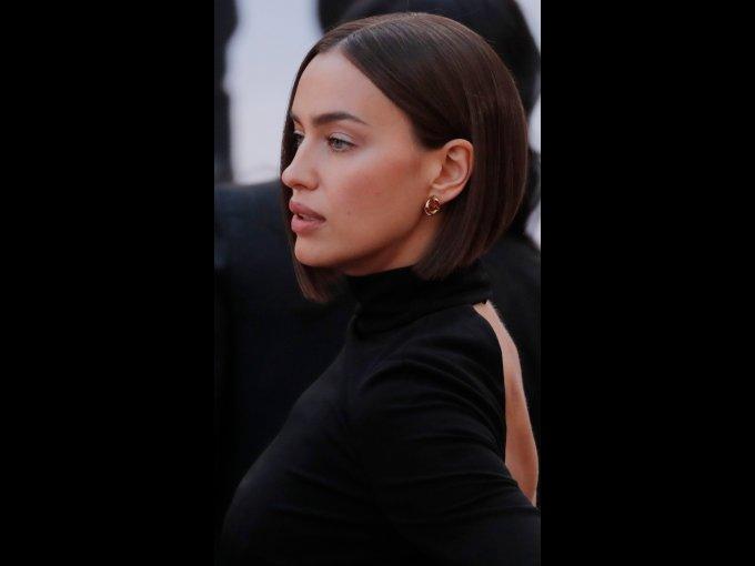 Irina Shayk lo lució espectacular en los Oscar 2019.