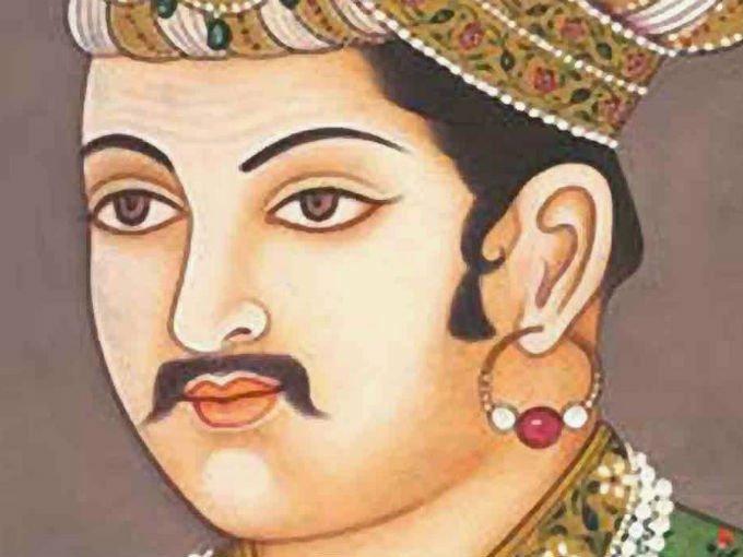 4.-Akbar I (1542-1605) fue el más importante de los emperadores mogoles. Se cree que el PIB de India bajo su control ascendía al 25% del PIB mundial. Foto: Especial