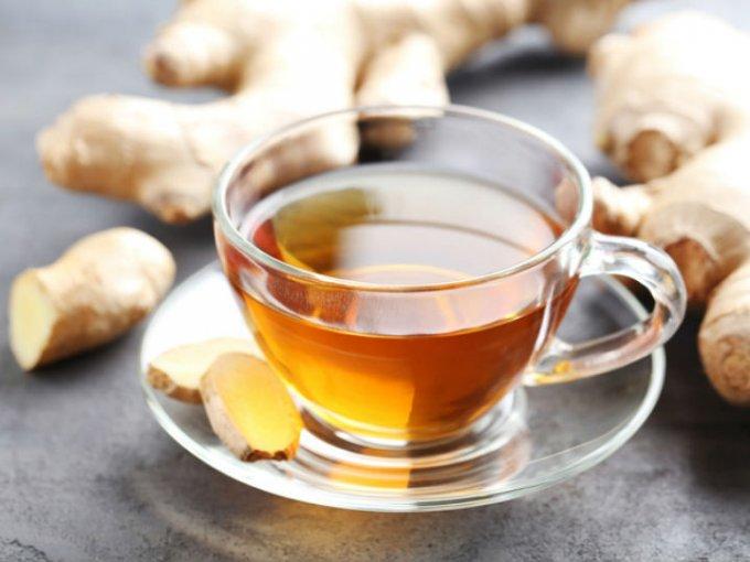 Consume una taza de té de jengibre en ayunas y liberarás toxinas.