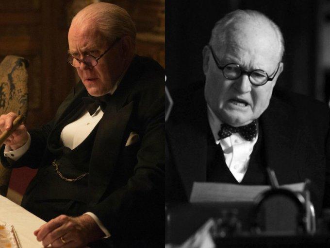 John Lithgow es Winston Churchill