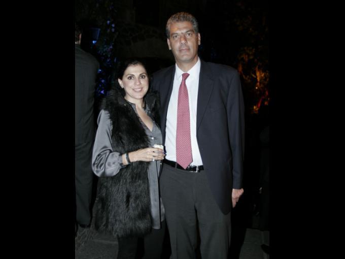 Adriana y Gerardo Abdo