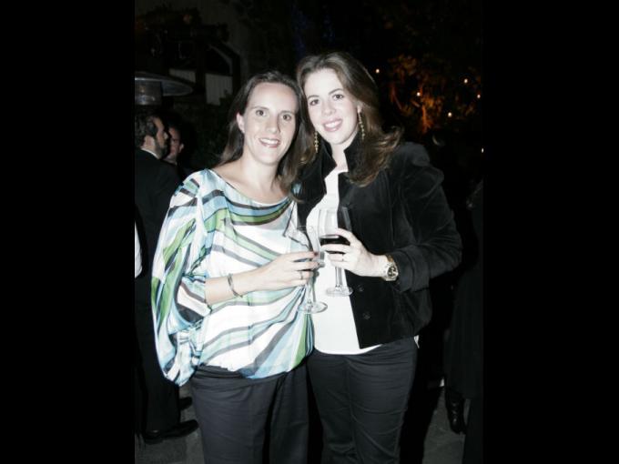 Fernanda Ruiz y Paulina Vía