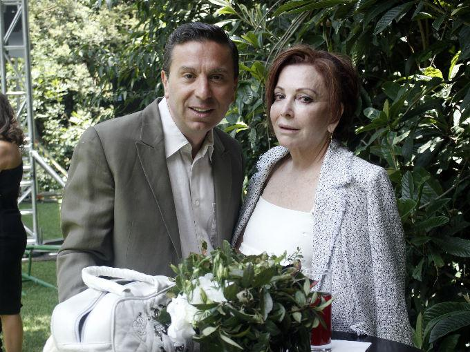 Rafael Micha y Luisa Serna