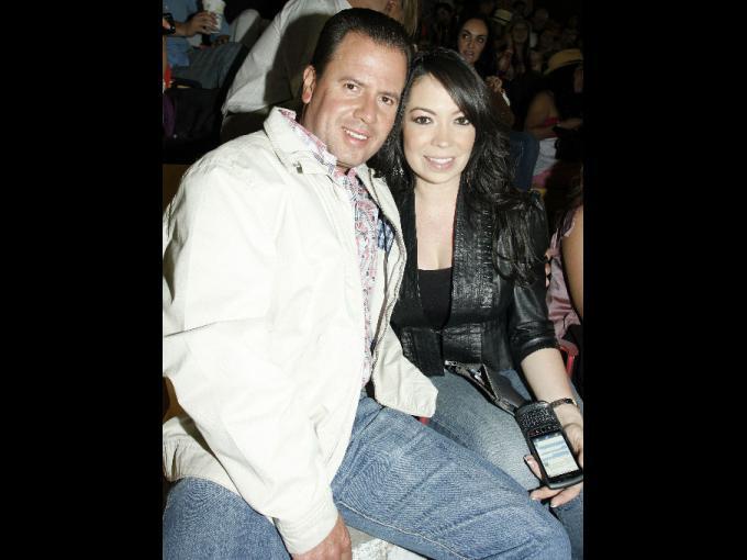 Juan Terán y Valeria Villareal