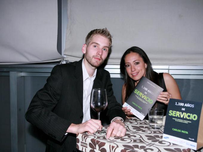 Gabriele y Ana Schrag
