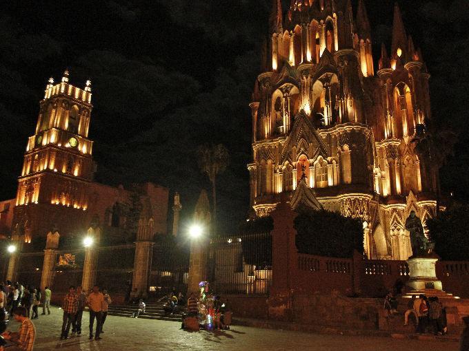 San Miguel de Allende se ha convertido en uno de los destinos más populares entre los capitalinos que buscan descanso y diversión.