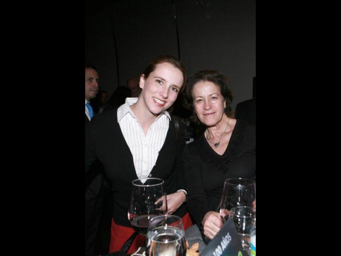 Ana Carla Martínez y Rosa Martínez