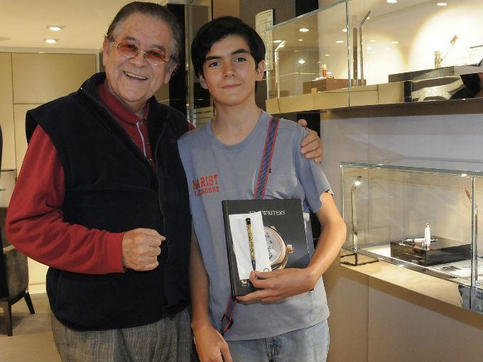 Jorge y Aarón Castro