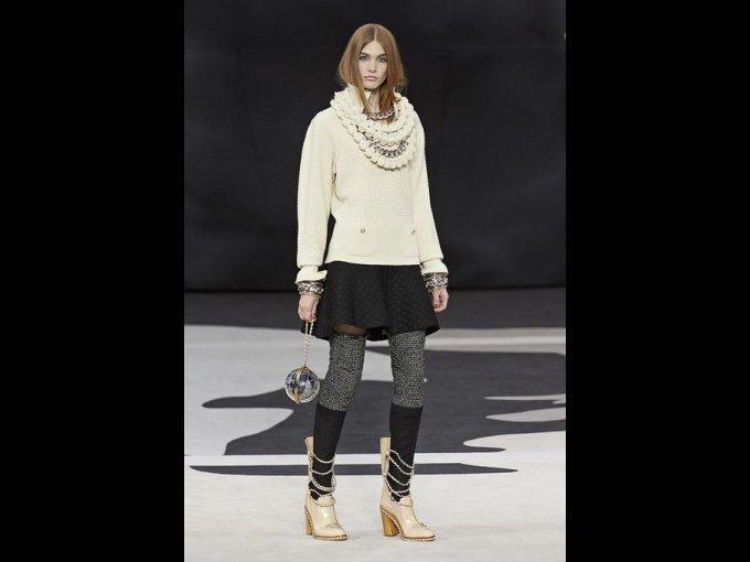 Chanel, otoño-invierno 2013