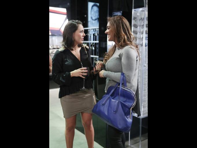 Arantxa Ximena Rodríguez y Juliana Cardona