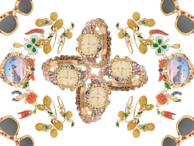 La belleza y exquisita elegancia de las prendas couture, hace que su versatilidad sea casi nula; y a pesar de que este es uno de los objetivos de esas delicadas y hermosas prendas que hacen soñar a más de uno, no podemos negar que nos gustaría llevar un poco de Alta Costura en nuestra vida diaria. La joyería de Dolce & Gabbana Alta Moda, rompe con los estereotipos Couture al ser 100% versatil, pues además de ser elegante, hermosa y muy lujosa se puede combinar tanto con jeans como con un vestido de noche.