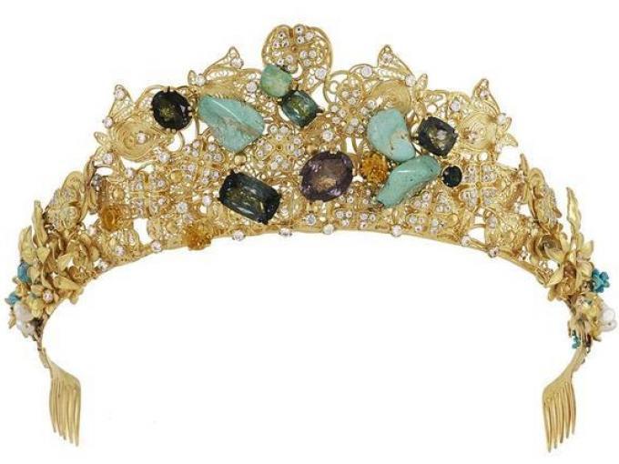 Dolce & Gabbana Alta Moda OI 2014