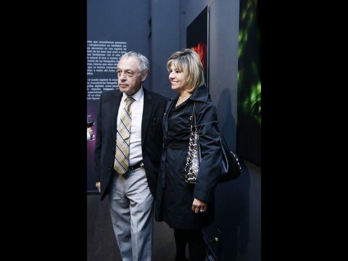 Octavio Vial y Yolanda Vial