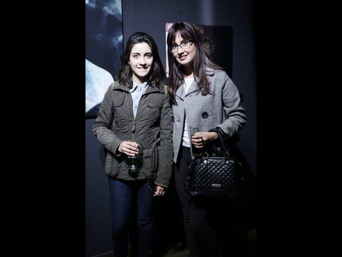 Fernanda Muriel y Andrea Muriel