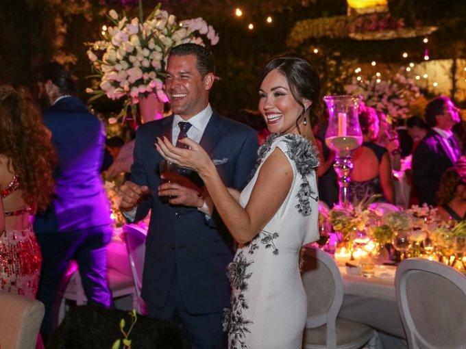 Clemente González y Carmen Guerra