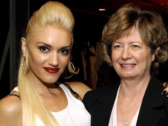 Gwen Stefani y Patti Stefani