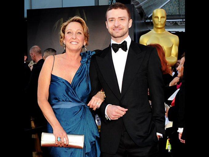 Justin Timberlake y Lynn Bomar Harless