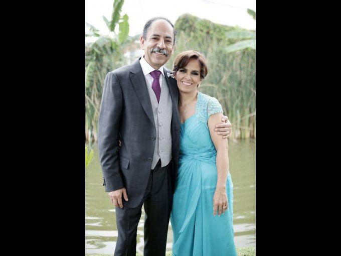 Nestor Gil e Irma Fernández