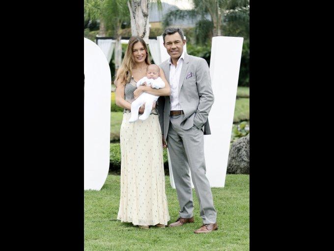 Mariana de Angelo, Mateo Salido y Ricardo Salido
