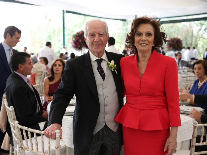 Alfonso Potrillo y María del Potrillo