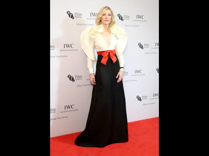 Cate Blanchett en Gucci
