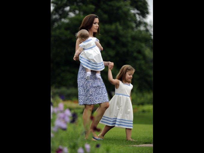 Mary de Dinamarca: la Princesa originaria de Australia, fue votada como la 'royal' con más estilo en 2015 (sí, le ganó a Kate Middleton).