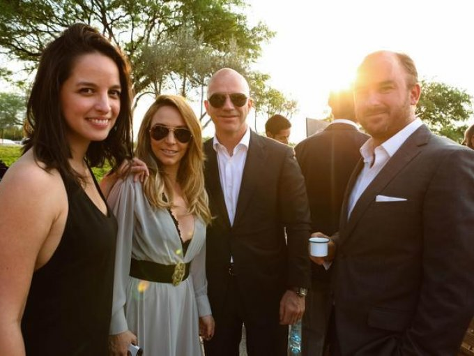 Mariana Aguirre, Érika Zaba, Francisco Oliveros y Eduardo Torres Landa