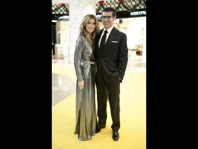 Carla Ortega y Alejandro Coronado