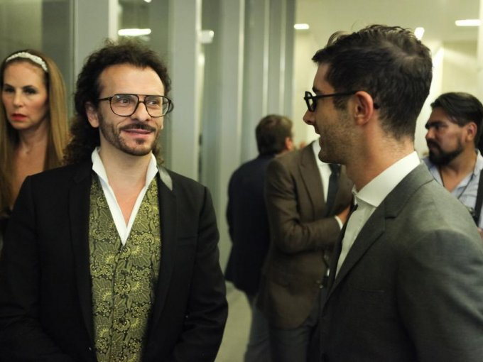 Lorenzo Fiaschi y Jerónimo Gaxiola