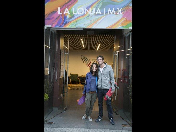 Ximena Courtney y Jerónimo Vargas