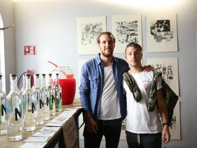 Alejandro Schapiro y Yoar Burak