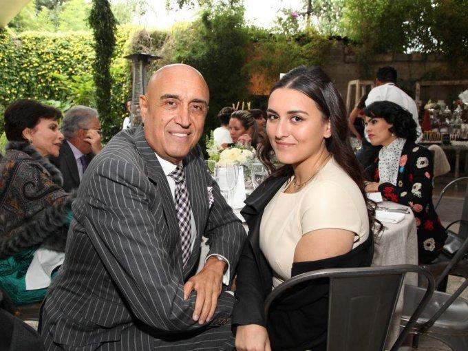 Pedro Torres y Emilia Torres