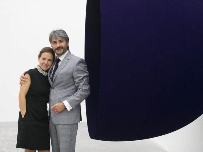 Marizza Bastón y Ricardo Bastón