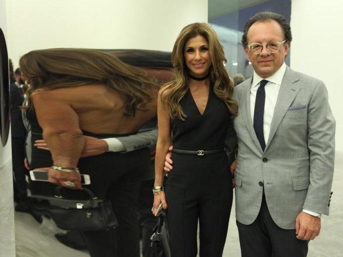 Raquel Fasja y Alberto Fasja