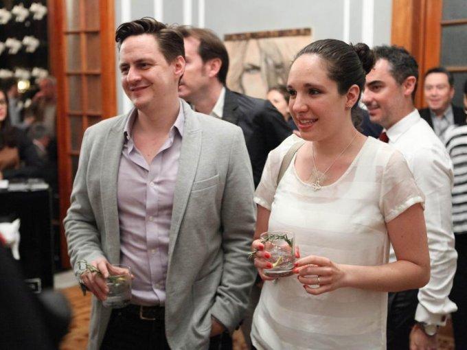 Mark Bauer e Ingrid Stern