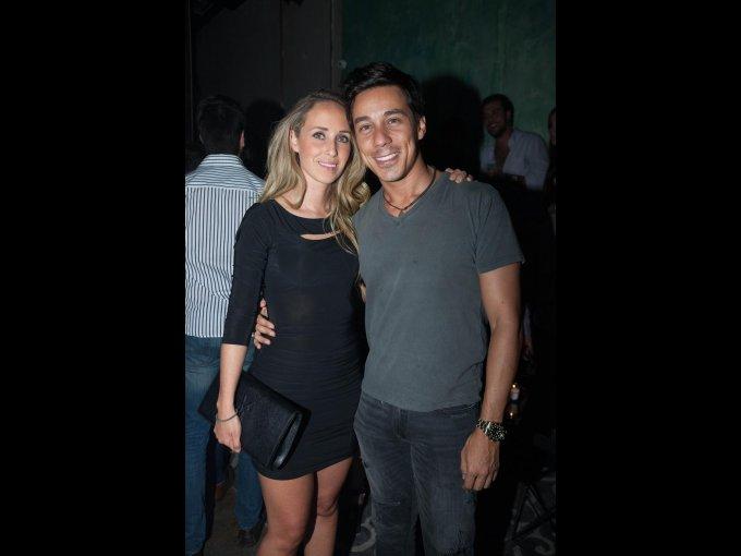 Ana Paula Fernández y Francisco Wurm